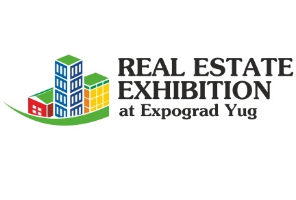 "We invite you to visit the presentation ""Real Estate Exhibition at Expograd Yug""."